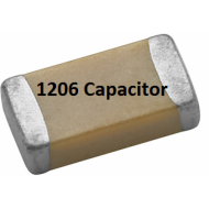 Capacitor SMD 1206 pack of 20