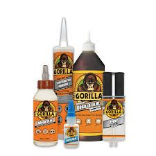 Glue paints & consumables