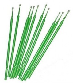 Green Bendable Micro Applicators