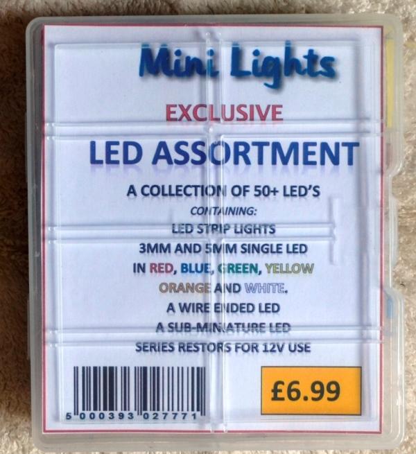 LED Assortmen - mini-lights